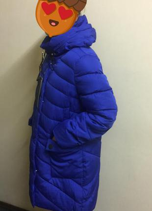 Пуховик, зимняя куртка, пальто зимнее, биопух