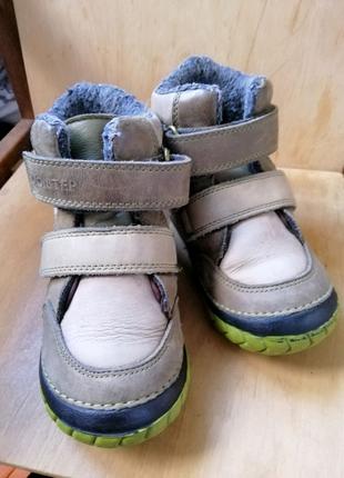 Зимние детские ботинки D.D.Step