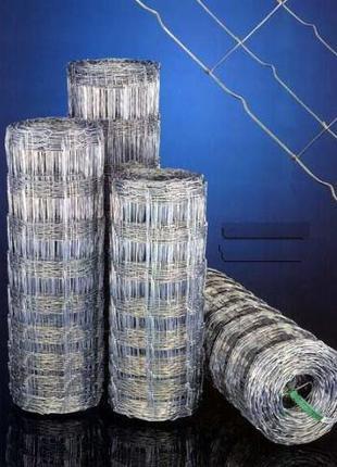 Шарнирная сетка для ограждений-экономичная замена сетке рабице