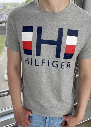 Футболка Tommy Hilfiger (Томи Хилфигер) Оригинал S