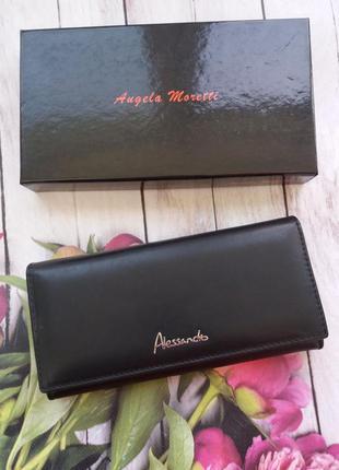 Жіночий шкіряний гаманець кожаный кошелек