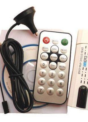 Продам новий TV тюнер DVB-T2 DVB T2 usb-тюнер для ноутбука чи ком
