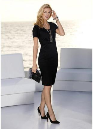Черное платье,bonprix,bpс collection,классика