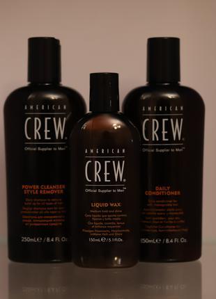 Средства для волос AMERICAN CREW