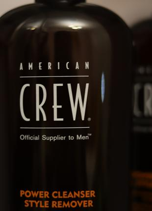 Шампунь American CREW + ПОДАРОК