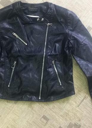 Укороченные куртки косухи