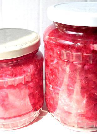 Пелюстки з цукром 700г чайна троянда лимон пастеризоване варення