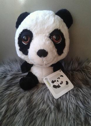 "Мягкая игрушка глазастик панда ""Protected World"""