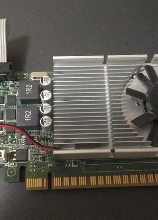 Видеокарта pci-e Gt720 2gb ASUS, (VGA, DVI, HDMI) любые тесты