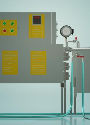 Пастеризатор молока проточный на 100 л УЗМ-0,1