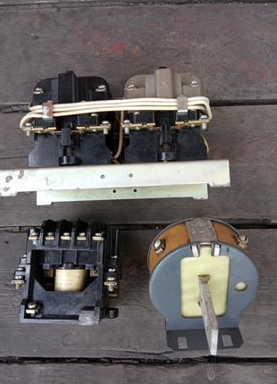 Пускатель ПМЕ 111, трансформатор тока