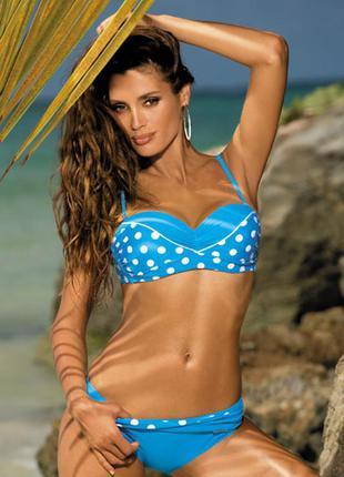 Anastacia marko m-341 col.2 раздельный женский купальник балко...