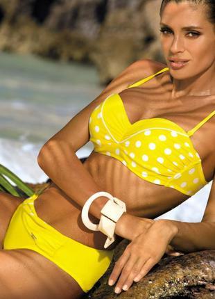 Anastacia marko m-341 col.5 раздельный женский купальник балко...