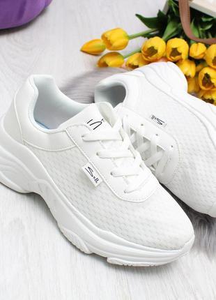 Легкие стильные женские кроссовки