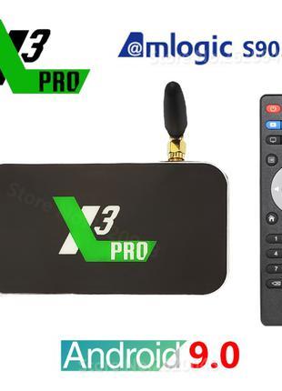 Смарт ТВ Приставка Ugoos X3 Pro 4-32 GB