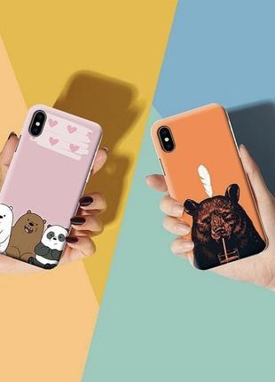 Чехлы на/iphone/samsung/xiaomi/meizu/lenovo/Huawei/HTC/LG/Asus/