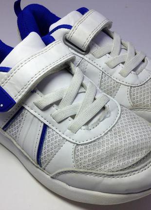 Tu кроссовки белые 22-22.5 см