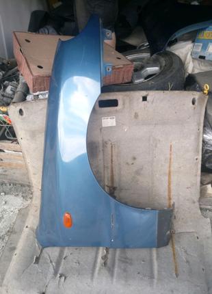 Крило, для ZAZ \ Chevrolet \ Daewoo Lanos \ Sens
