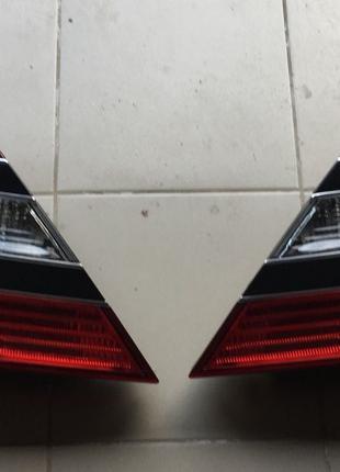 Фонари задние в сборе Mercedes W221 LED Original