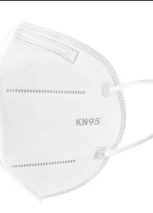 Респиратор KN95 ffp2, многоразовая медицинская маска 5-ти слойная