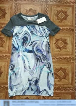 Разные платья, трикотаж, 46-48р, новые