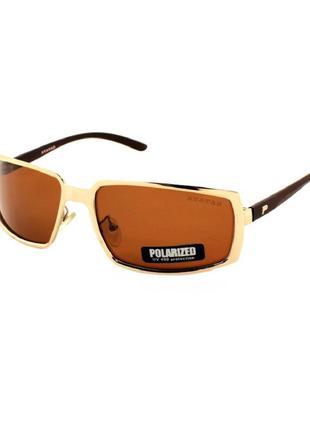 Мужские поляризационные солнцезащитные очки avtr polaroid xm013