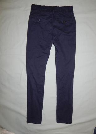 Штаны брюки модные на мальчика 11 лет 146 см от next