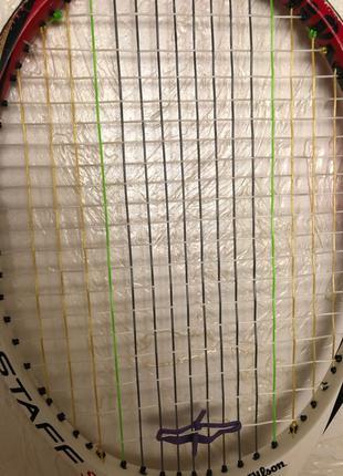 Натяжка теннисных ракеток
