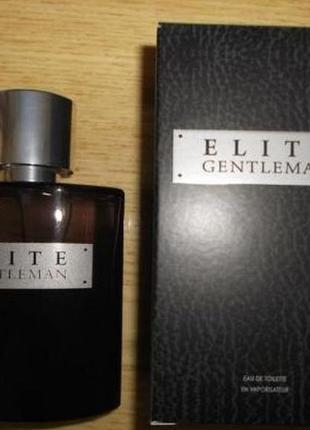 Туалетная вода elite gentleman (75 мл)