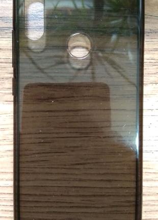Чехол силиконовый оригинал Xiaomi Redmi Note 7