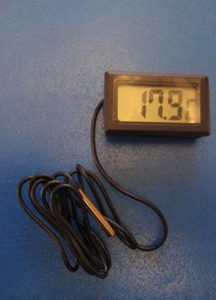 Термометр электронный с датчиком