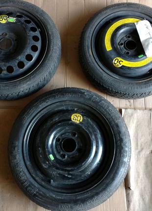 Запаски шини диски
