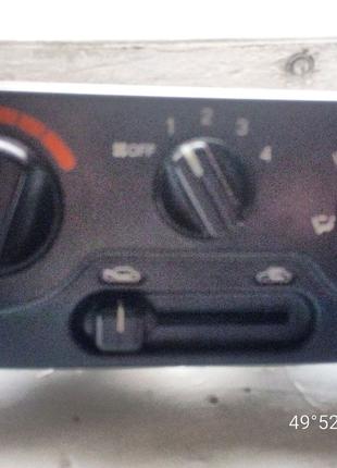 Блок управління пічкою, для ZAZ \ Chevrolet \ Daewoo Lanos \ Sens