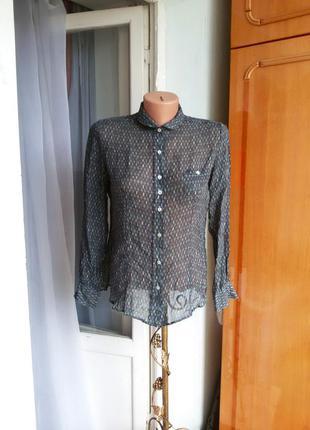 Шелковая блуза sophie 100% шелк