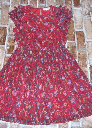 нарядное шифоновое платье девочке 10 - 11 лет Tammy Girl