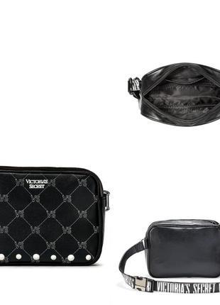 Крутая сумка на ремне от victoria's secret