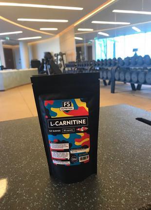 L - Карнитин , жиросжигатель