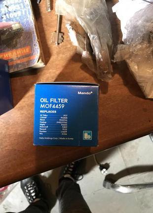Масляный фильтр MANDO MOF4459