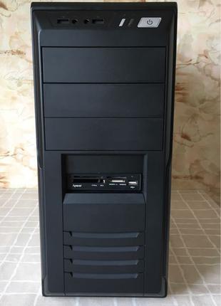 Продам пк core2duo e4600,asus p5l-vm,ddr2 2gb, geforce gt 520
