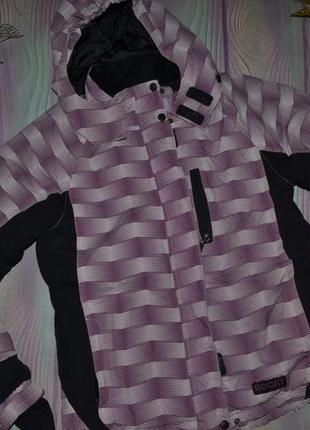 Фирменная термо курточка 48-50 размер-
