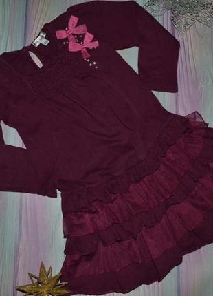 Платье на 4 года-