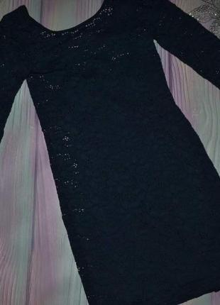 Ажурное платье нью лук 8 р. лет на 12-
