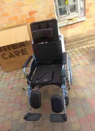 Инвалидная коляска vitea care recliner plus