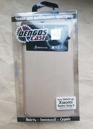 Чехол для Xiaomi Redmi Note 5
