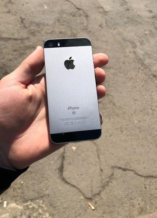 Iphone SE 64gb Space Gray Оригінал/Гарантія