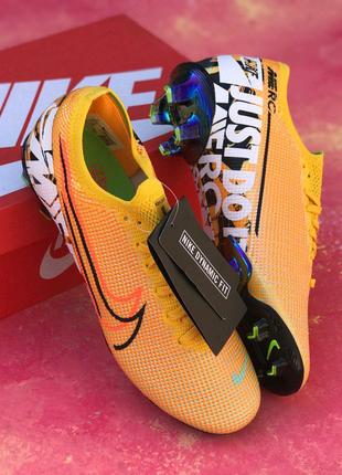 Бутсы  Nike Mercurial Vapor 13 Elite FG . 💥Цена 1550