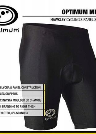 Велосипедки велошорты с памперсом optimum, m, l размер