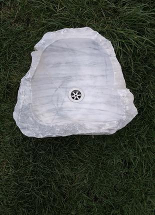 Раковини (умивальники) з природного каменю