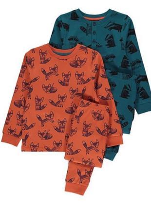 Пижама 6-7 лет джордж