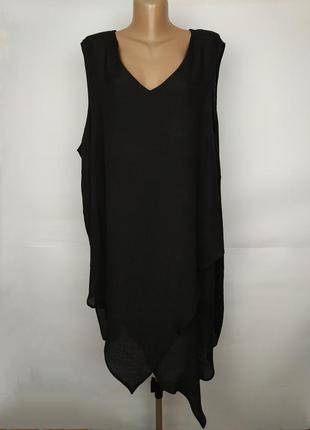 Платья туника красивая большой размер uk 26-28